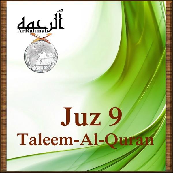 Taleem-Al-Quran-Juz 9