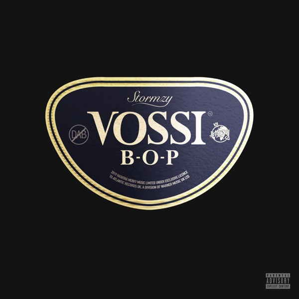 Cover art for Vossi Bop