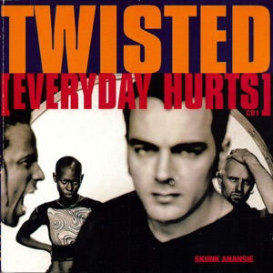 Twisted - Everyday Hurts - EP