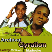 Archival Gyration - XY Kash & Madueke