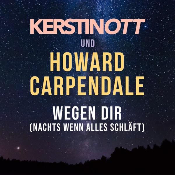 Kerstin Ott & Howard Carpendale mit Wegen Dir (Nachts wenn alles schläft)