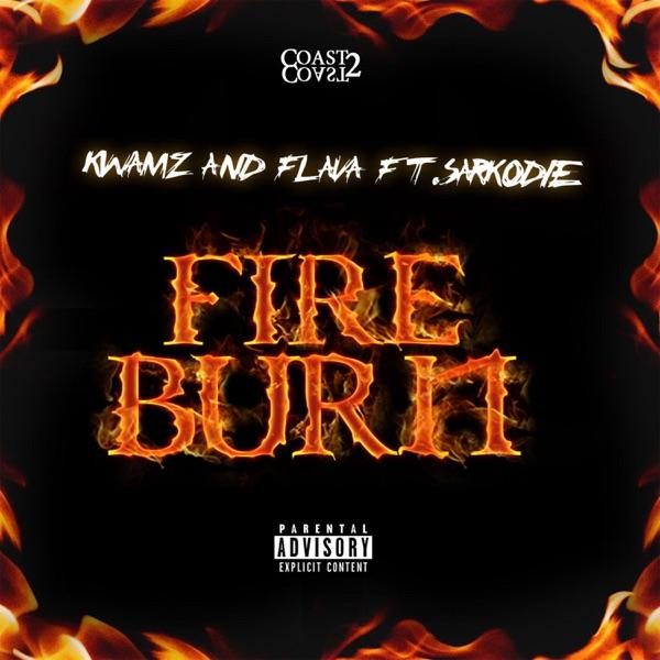 Fire Burn (feat. Sarkodie) - Single
