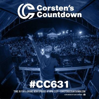 Corsten's Countdown 631 - Ferry Corsten
