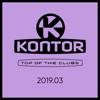 Jerome, Markus Gardeweg & Mike Candys - Kontor Top of the Clubs 2019.03 Grafik