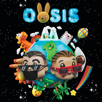 OASIS J Balvin & Bad Bunny album songs, reviews, credits