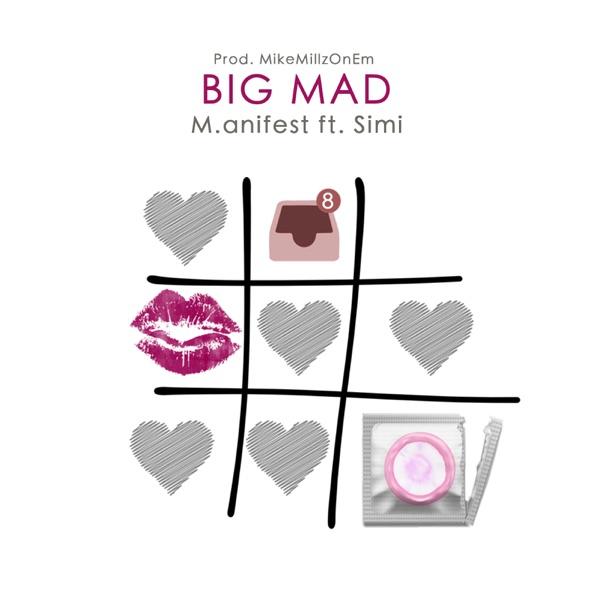 Big Mad (feat. Simi) - Single