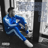 MC TYSON - THE MESSAGE 2.5 - EP artwork