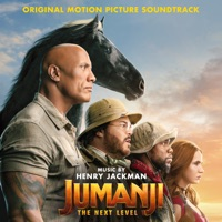 Jumanji: The Next Level - Official Soundtrack