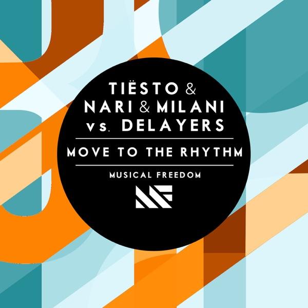 Move To The Rhythm - Single