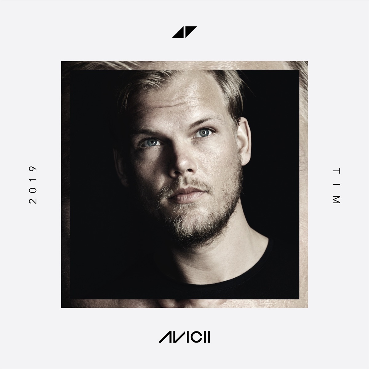 TIM Avicii CD cover