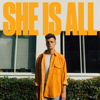 TRAUDES - She Is All kunstwerk