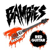 Bambies - Red Guitar