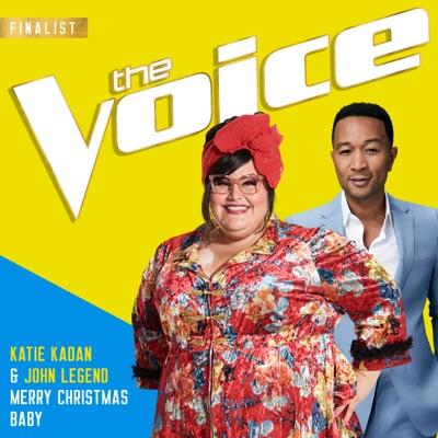 Merry Christmas Baby (The Voice Performance) - Single - John Legend