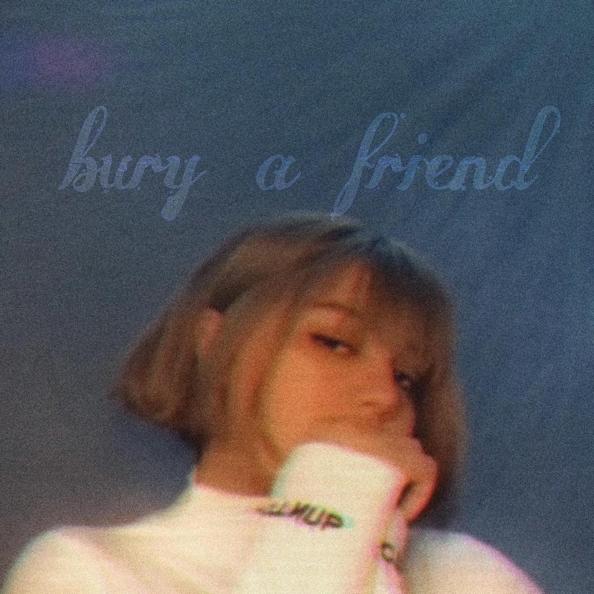 Bury a Friend - Single Kholoud Drif CD cover