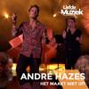 André Hazes Jr. - Het Maakt Niet Uit (Live Uit Liefde Voor Muziek) artwork