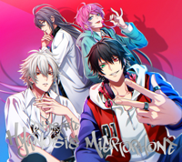 ヒプノシスマイク(Division All Stars) - Hoodstar artwork