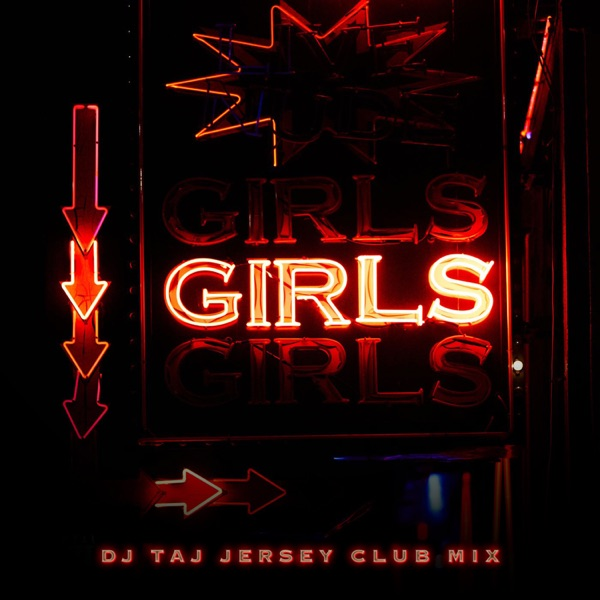 Poledancer (feat. Megan Thee Stallion) [DJ Taj Jersey Club Mix] - Single