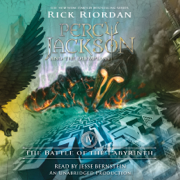 The Battle of the Labyrinth: Percy Jackson and the Olympians, Book 4 (Unabridged)