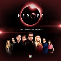 Heroes, The Complete Series (iTunes)