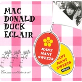 Macdonald Duck Eclair - Many Many Sweets