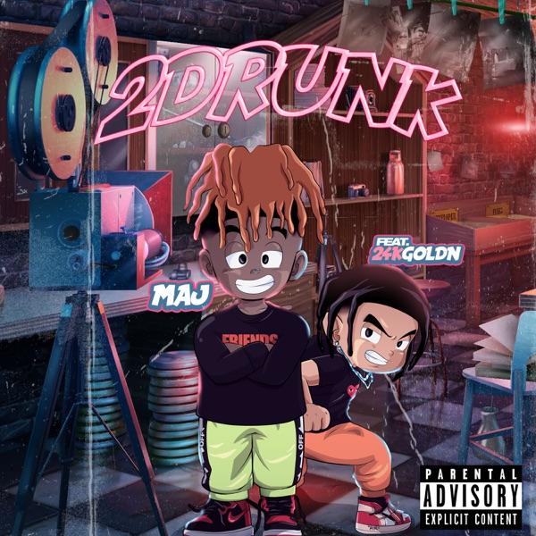 2Drunk (feat. 24kgoldn) - Single