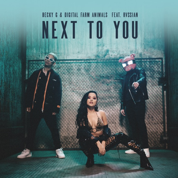 Next to You (feat. Rvssian) - Single