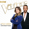 Maelyn Jarmon & John Legend - The Voice Performance artwork