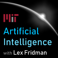 Podcast cover art for Artificial Intelligence | Lex | MIT AI