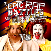 Ronald McDonald vs the Burger King - Epic Rap Battles of History - Epic Rap Battles of History