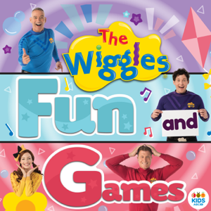 The Wiggles - Fun and Games