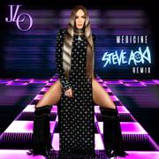 Medicine (Steve Aoki from the Block Remix) - Jennifer Lopez - Jennifer Lopez