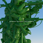 Toy Soldiers - Silversun Pickups