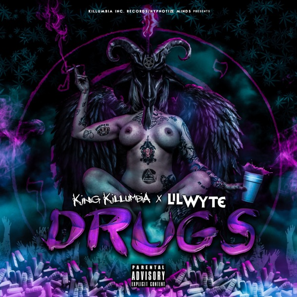 Drugs (feat. Lil Wyte) - Single