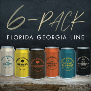 Florida Georgia Line - 6-Pack - EP