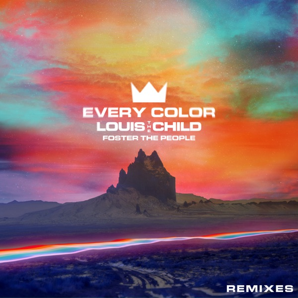 Every Color (Remixes) - EP