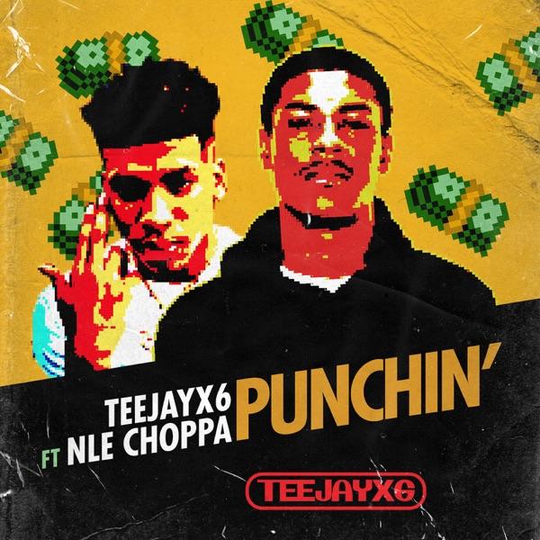 Punchin (feat. NLE Choppa) - Single