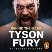 Behind the Mask - Tyson Fury Cover Art