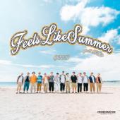 Feels Like Summer (feat. SIRUP)/GANMIジャケット画像
