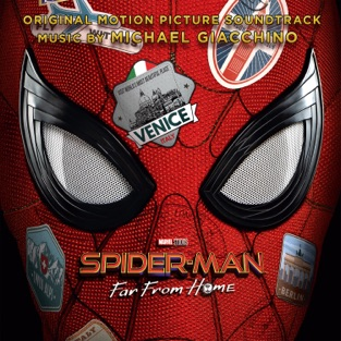 Michael Giacchino – Spider-Man: Far from Home (Original Motion Picture Soundtrack) [iTunes Plus AAC M4A]