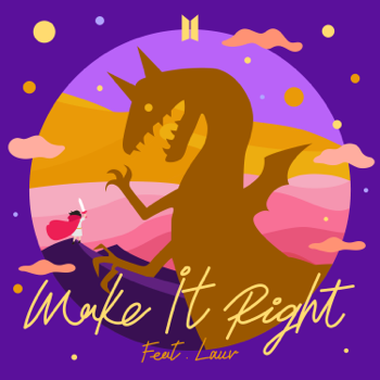 BTS Make It Right feat Lauv BTS album songs, reviews, credits