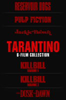 Lions Gate Films, Inc. - Tarantino 6-Film Collection artwork