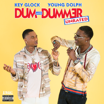 Young Dolph & Key Glock Dum and Dummer music review