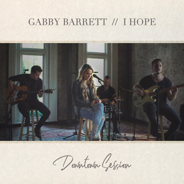 I Hope (Downtown Session) - Single