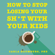 Carla Naumburg PhD - How to Stop Losing Your Sh*t with Your Kids