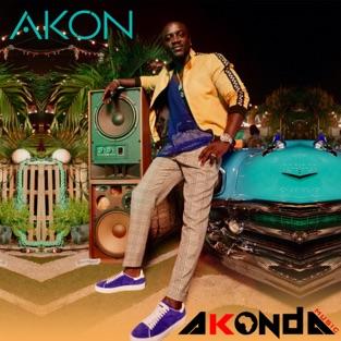 Akon – Akonda [iTunes Plus AAC M4A]