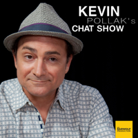 Podcast cover art for Kevin Pollak's Chat Show