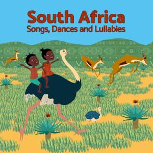 Sam Tshabalala - South Africa Songs, Dances and Lullabies