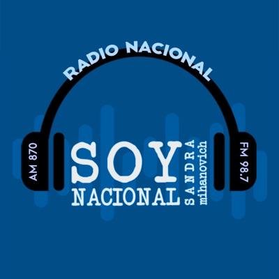 Soy Nacional - Single - Sandra Mihanovich