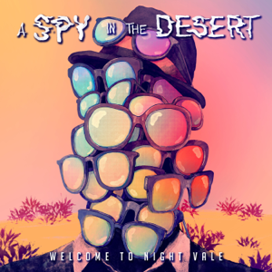 Welcome to Night Vale - A Spy in the Desert (Live)