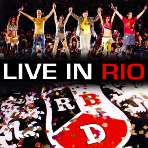 RBD - Live in Río